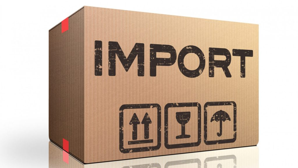 Government confirms plans to introduce import controls